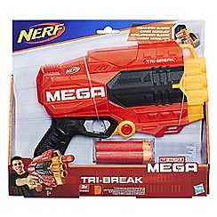 Nerf - 'N-Strike Mega Tri-Break' blaster