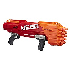 Nerf - 'N-Strike Mega TwinShock' blaster