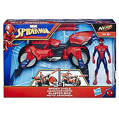 Spider-man - '3-in-1 Spider Cycle with Spider-Man' figure set