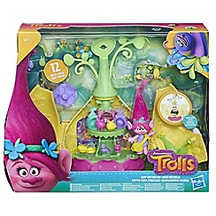 Trolls - 12 piece 'Camp Critter Pod' toy