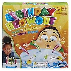 Hasbro Games - 'Birthday Blowout' game