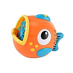 Early Learning Centre - Orange Frankie the bubble fish game