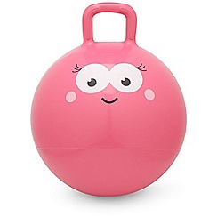 Early Learning Centre - Pink sit and bounce hopper
