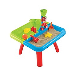 Early Learning Centre - Multi-coloured sand and water table