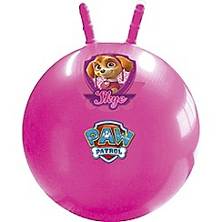 Mookie - 'Paw Patrol' Skye hopper ball