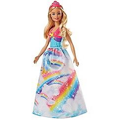Barbie - 'Dreamtopia - Rainbow Cove Caucasian' princess doll