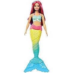 Barbie - 'Dreamtopia - Rainbow Cove Caucasian' mermaid doll