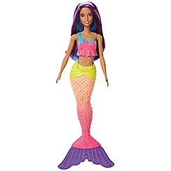 Barbie - 'Dreamtopia - Rainbow Cove Latina' mermaid doll