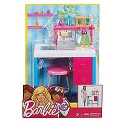 Barbie - 'Science Lab' playset