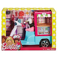 Barbie - 'Bistro Cart' playset