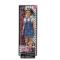 Barbie - Fashionistas«- Overall Awesome' doll