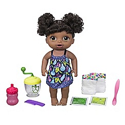 Baby Alive - 'Sweet Spoonfuls Baby' doll playset