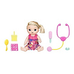 Baby Alive - 'Sweet Tears Baby' doll playset