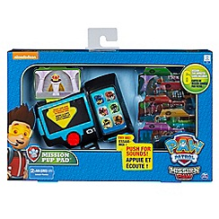 Paw Patrol - 'Mission Pup Pad' toy