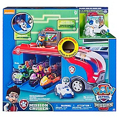 Paw Patrol - 'Mission Paw - Mission Cruiser' toy