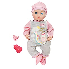 Baby Annabell - 'Mia' so soft doll