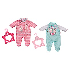 Baby Annabell - Assorted romper outfits