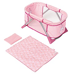 Baby Annabell - Travel bed accessory