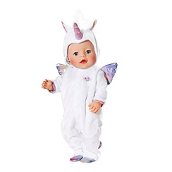 Baby Born - Onesie unicorn outfit