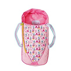 Baby Born - 2 in 1 sleeping bag and carrier