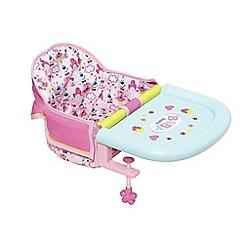 Baby Born - Table feeding chair accessory