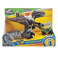 Jurassic World - 'ImaginextË - Indoraptor' walking dinosaur set