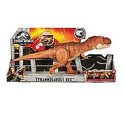 Jurassic World - 'Tyrannosaurus Rex™' thrash 'n throw dinosaur figure