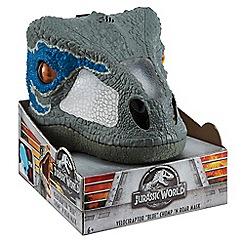 Jurassic World - 'Velociraptor Blue' chomp 'n roar dinosaur mask