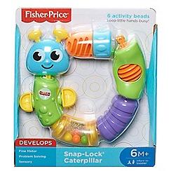 Fisher-Price - Snap-lock caterpillar
