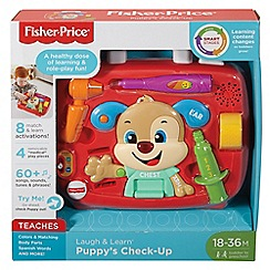 Fisher-Price - 'Laugh and Learn - Puppy's Check-Up' kit