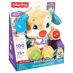 Fisher-Price - 'Laugh and Learn Smart Stages Puppy' toy