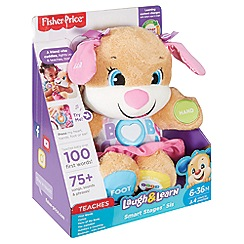 Fisher-Price - 'Laugh and Learn Smart Stages Sis' toy
