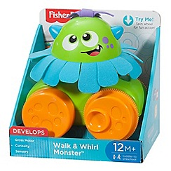 Fisher-Price - 'Walk and Whirl Monster' toy