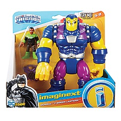Imaginext - 'Mongul & Green Lantern' figures