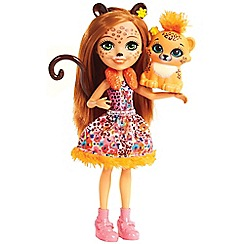 Enchantimals - Cherish Cheetah™ doll playset