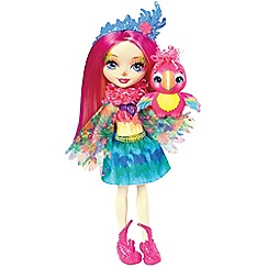 Enchantimals - Peeki Parrot™ doll playset