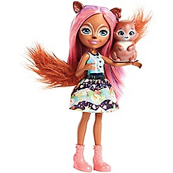 Enchantimals - Sancha Squirrel™ doll playset