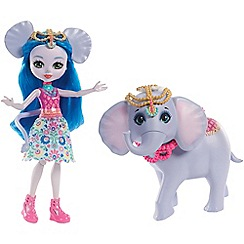 Enchantimals - Ekaterina Elephant™ doll playset