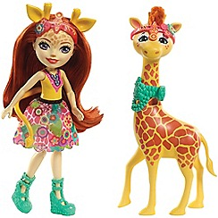 Enchantimals - Gillian Giraffe™ doll playset