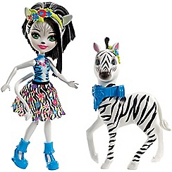 Enchantimals - Zelena Zebra™ doll playset
