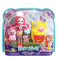 Enchantimals - 'Baking Buddies™' playset