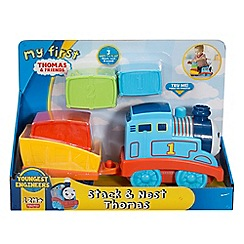 Mattel - Fisher-Price® - My First Stack and Nest Thomas' toy train set