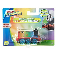 Mattel - 'Adventures - Rainbow Thomas' special edition metal engine