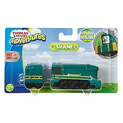Mattel - Fisher-Price« - Adventures Shane' metal engine