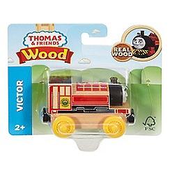 Mattel - Fisher-Price - Wooden Victor' toy train
