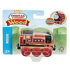 Mattel - 'Fisher-Price« - Wooden Rosie' toy train