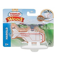 Thomas & Friends - 'Harold' wooden toy
