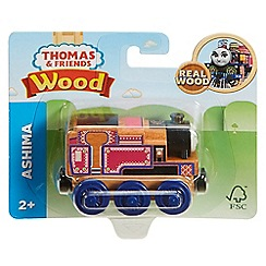 Mattel - 'Fisher-Price« - Wooden Ashima' toy train