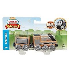 Mattel - 'Fisher-Price« - Wooden Spencer' toy train