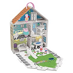 Character Options - Decorate Peppa's House' art set